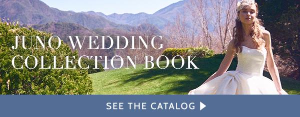 JUNO WEDDING COLLECTION CATALOG